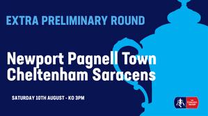 The Emirates FA Cup Preliminary Round - Swans vs Cheltenham Saracens