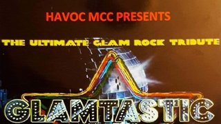Coming to NPTFC Club House - Glam Rock Night - Saturday 5th October 2019.