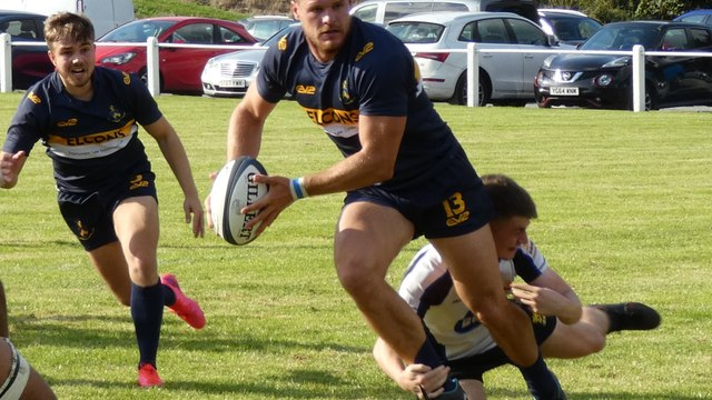 Crocs win in first away day