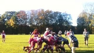 Colts B prove too strong for Chinnor