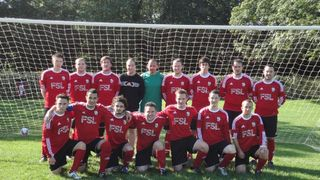 WWFC vs Guildford Albion 11th September 2011