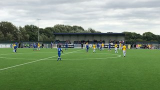 Grays Athletic v Canvey Island - Saturday 18th August 2018