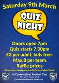 CIYFC Quiz Night