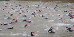 What You Should Do When You are Competing in a Triathlon