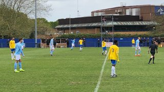 Brentwood Town 1-3 Canvey Island