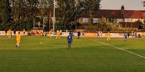 Walthamstow 1-0 Canvey Island