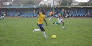 Canvey Island 2-0 Ashford United