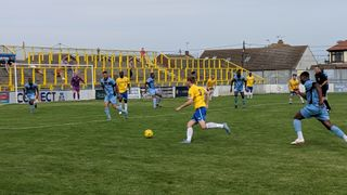 Canvey Island 0-2 Cheshunt