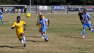 Hullbridge Sports 1-3 Canvey Island