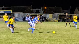 Canvey Island 0-0 Hullbridge Sports (3-5 on Pens)