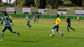Waltham Abbey 2-2 Canvey Island