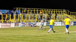 Canvey Island 2-1 Waltham Abbey