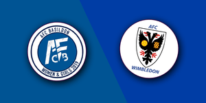 AFC Basildon Host AFC Wimbledon On Sunday
