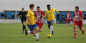Canvey Island 1-1 Bowers & Pitsea