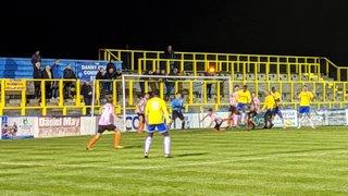 Canvey Island 5-0 Ashford Town (Middx)