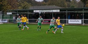Chipstead 3-3 Canvey Island