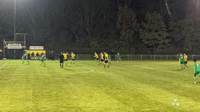 Basildon United 5-3 Canvey Island