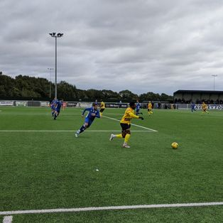 Grays Athletic 0-4 Canvey Island