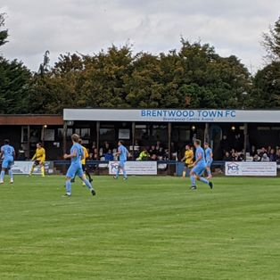 Brentwood Town 1-1 Canvey Island