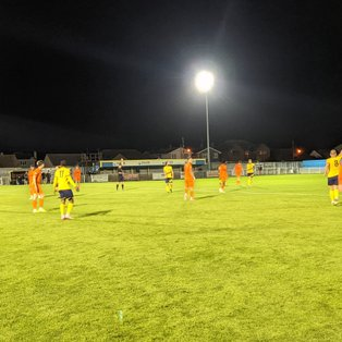 Canvey Island 4-2 Brentwood Town