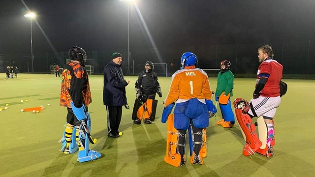 Goalkeeper Coaching with Hems Wednesday 26th February