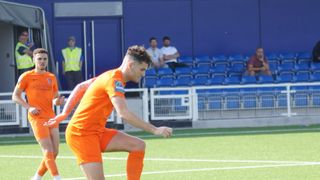 Jammers hopes hit by last minute winner for Bowers and Pitsea