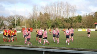 3rd XV -v- Carrington 13th Feb 2016 part one