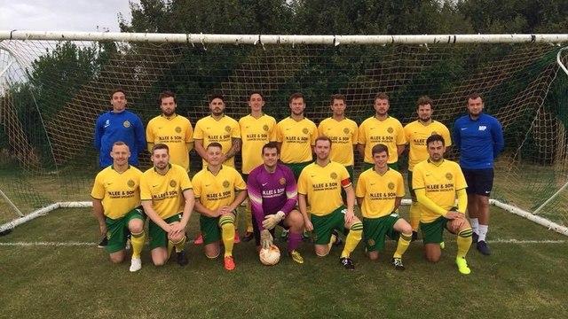 Carterton Rangers - WDFA - Premier Div