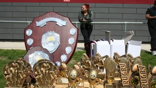 Minis and Juniors End of Season Awards and Celebrations 10th May 2015