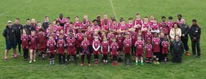 Minis and Junior End of Season Awards and Celebrations 2018/19