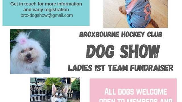 Broxbourne Dog Show Fundraiser