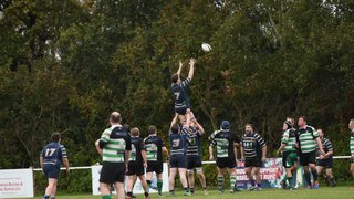 Crusaders v Lymm First half and a splash of the second