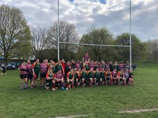 Congratulations to our Saxons and Stormers who are both promoted