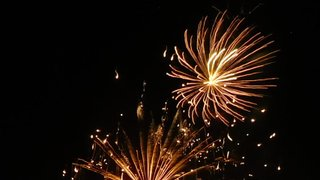 Fireworks at Exmouth Rugby Club, 5 Nov 18