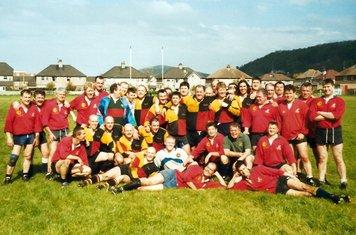 2000 Llandundno Tour