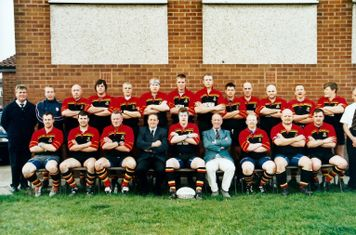 2003-2004 1st Team