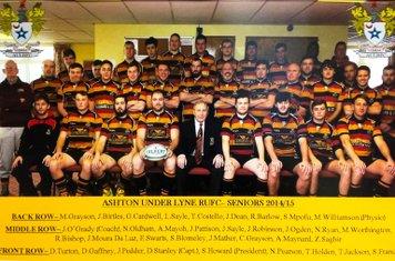 2014-2015 Senior Team