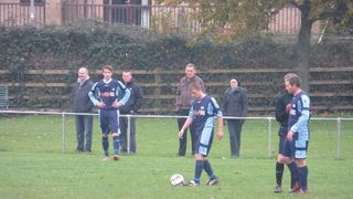 Ilminster Town 1st Team Vs Westfield FC (16-11-13)
