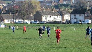 Ilminster Town 1st Team Vs Shirehampton