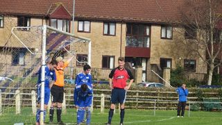 Ilminster Town Reserves Vs Milwey Rise (29-03-14)