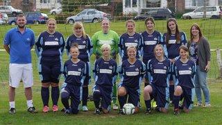 Ilminster Ladies 1st Team 2014/2015