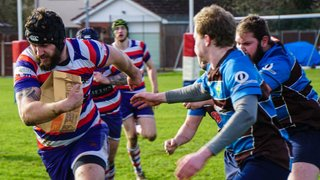 B.A.C RFC 31 vs 0 Kingswood RFC