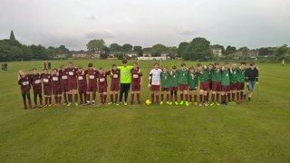 16/17 U12 Stars v U12 Galaxy Cup Final