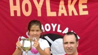 U12s starlet joins Wrexham Girls