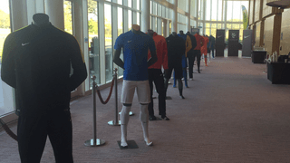 Nike Partner Day - St Georges Park 3rd Oct 15
