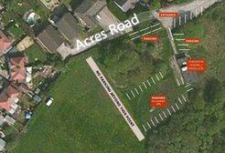 Parking Advice - Acres Road