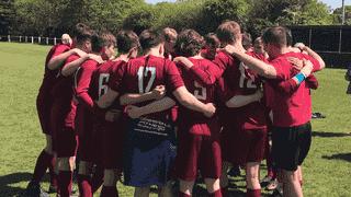 U16's Comets v Shore Villa, Cup Final, 7th May 2017.