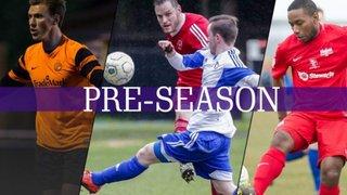 Oldland 1sts seeking further pre - season opposition