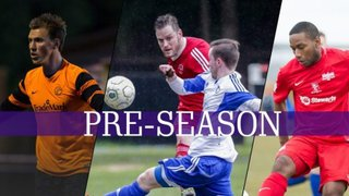 Oldland 1sts seeking further pre - season opposition
