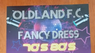 70s and 80s Fancy Dress Night At The Club